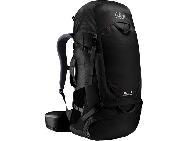 Lowe Alpine Kulu ND60:70 Backpack Women anthracite